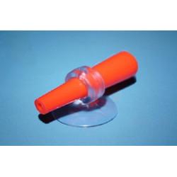 Przyssawka Ø 30 mm z oczkiem Ø 10 mm z pojemnikiem na długopis