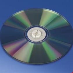 Kółko samoprzylepne do płyt CD