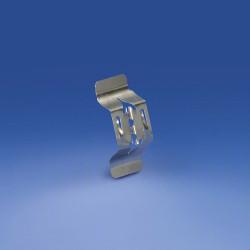 Klips metalowy do szyny C