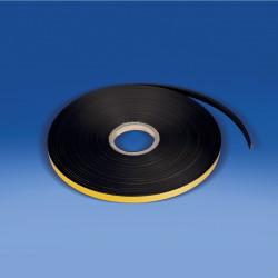 Taśma samoprzylepna magnetyczna 15 mm x 2 mm.