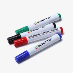 Zestaw markerów do tablic suchościeralnych