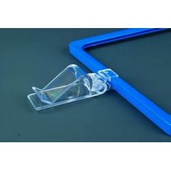 Uchwyt skrzyniowy do ramki plastikowej