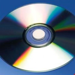 Gąbka samoprzylepna do płyt CD
