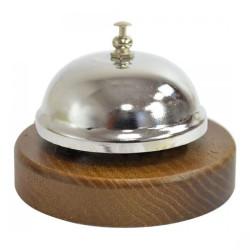 Dzwonek recepcyjny podstawa okrągła