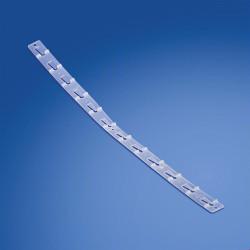 Krawat szeroki z 12 haczykami