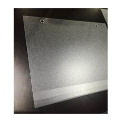 Kieszeń plakatowa z oczkami metalowymi pozioma