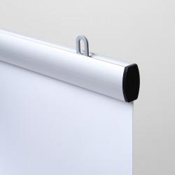 Listwy zatrzaskowe aluminiowe do banerów